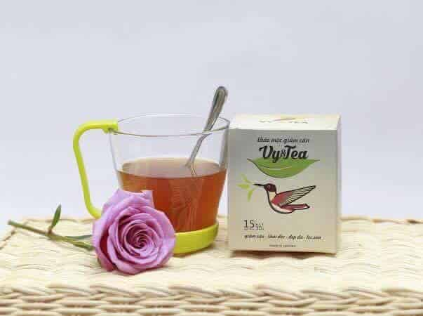 dai ly tra giam can vy tea