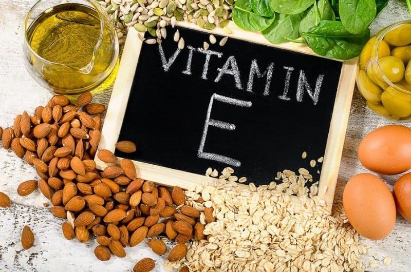 giam can bang vitamin e