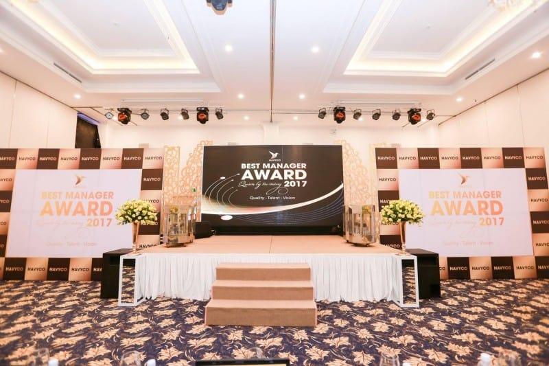 best manager award 2017 havyco 0